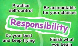Virtue of the Week: Responsibility