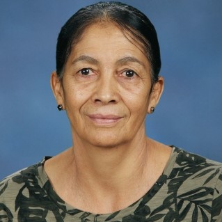 Juana Tiburcio : Custodian